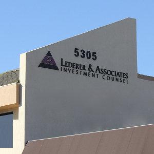 Lederer and Associates Location